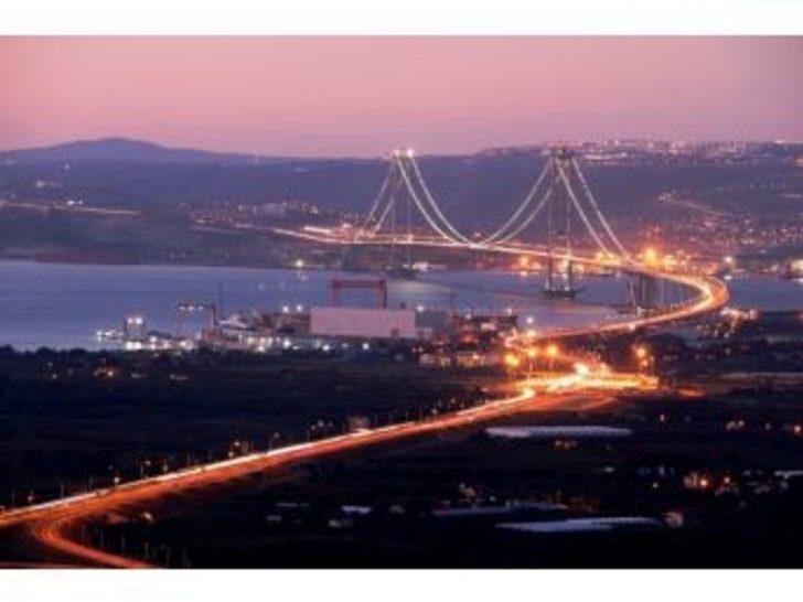 Osmangazi Köprüsü 2 Yaşında