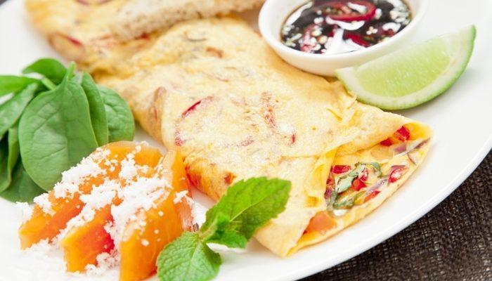 Turuncu Omlet