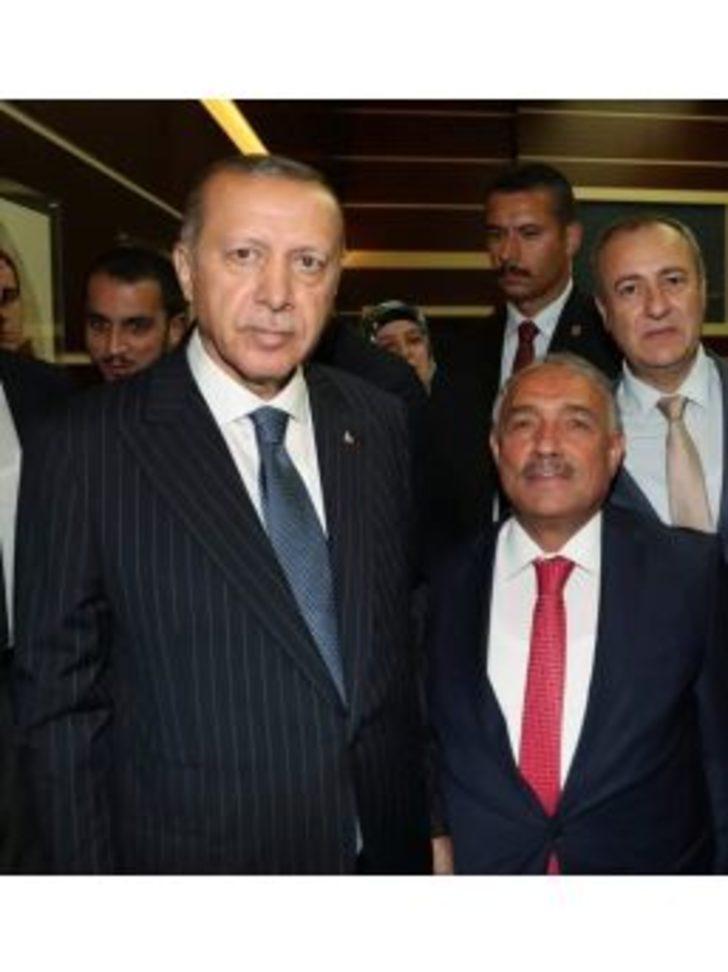 Niğde Belediye Başkanı Başkan Özkan'dan Tebrik Mesajı