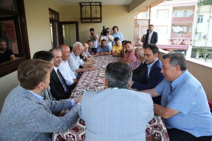 Gülbahçespor'a İade-i Ziyaret