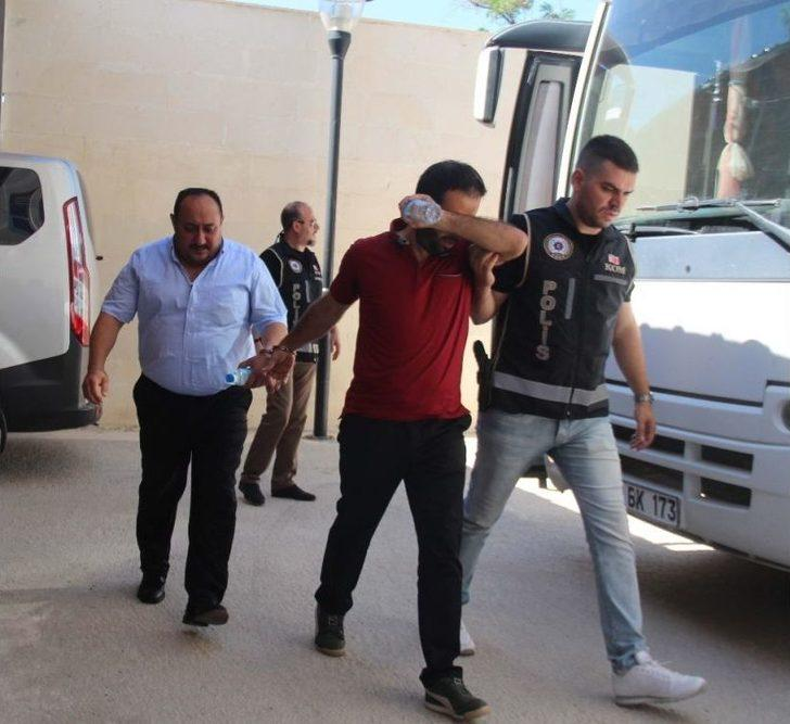 Elazığ'da Fetö Operasyonu: 26 Şüpheli Adliyeye Sevk Edildi