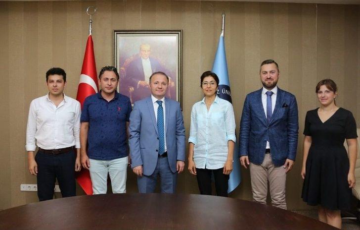 Akdeniz Üniversitesi İşbirliklerini Sürdürüyor