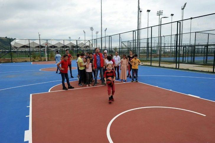 Mahallenin Çocukları Gençlik Merkezinde