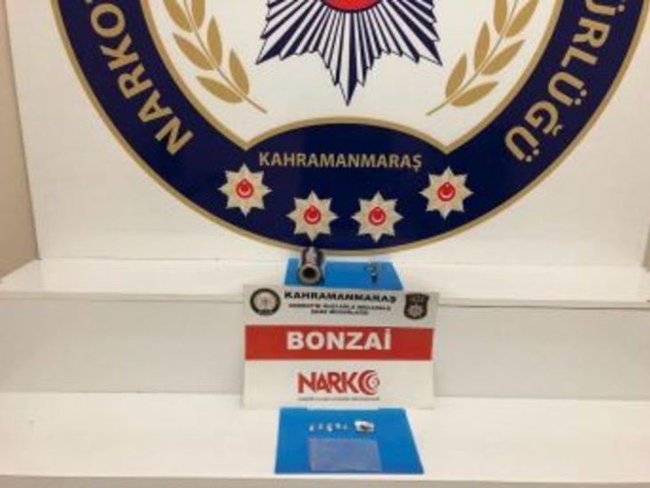 Kahramanmaraş'ta Uyuşturucu Satıcısı Yakalandı