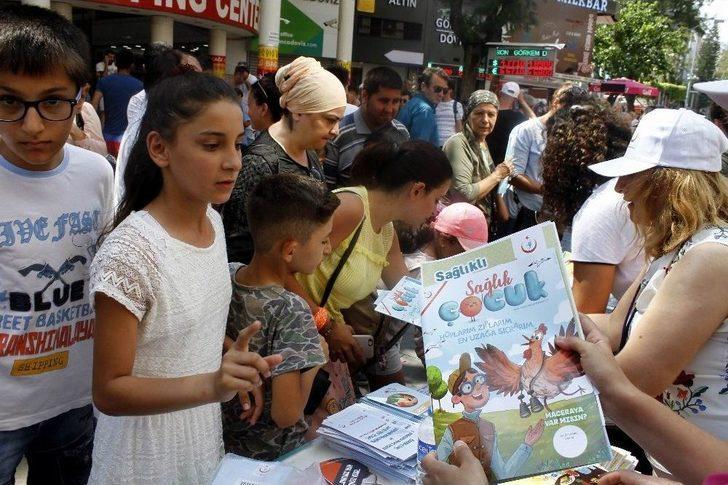 Antalya'da 15 Temmuz Şehitleri Anısına Kan Bağışı
