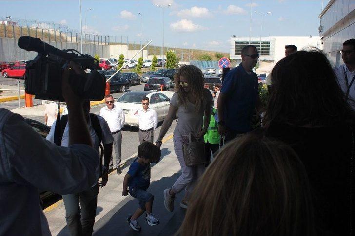 (özel) Shakira'dan Türkiye'ye Türkçe Veda