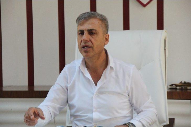 Elazığspor'da Başkan Yümlü İstifa Etti