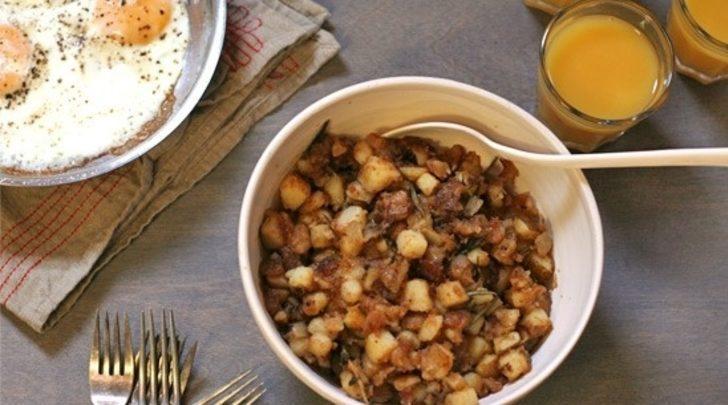 Kahvaltılık Çıtır Patates
