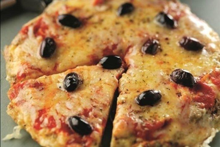 Pizza Omlet Tarifi