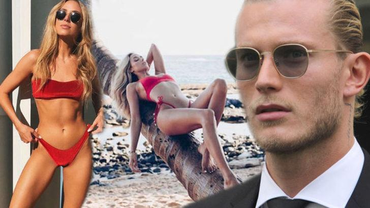 Beşiktaş'ın kalecisi Loris Karius ve Daniella Grace ayrıldı