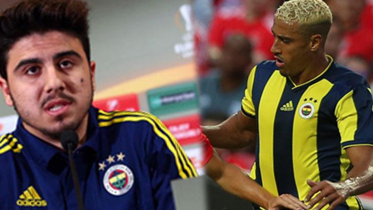 Fenerbahçe'de Nabil Dirar ve Ozan Tufan'ın yeni adresi Birleşik Arap Emirlikleri