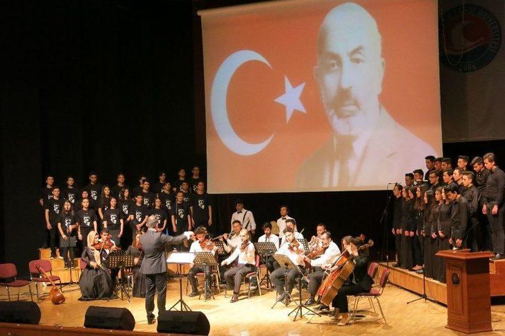 Burdur'da İstiklal Marşı'nın Kabulünün 97. Yılı Programı