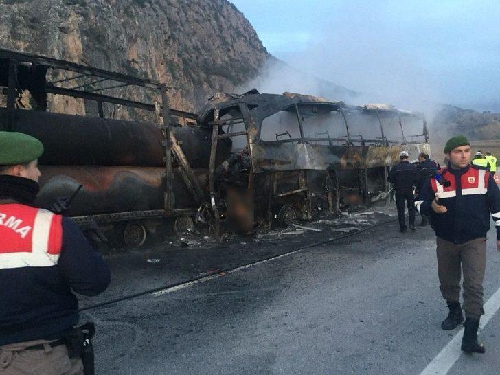 Çorum'daki Trafik Kazasında Yaralananların İsimleri Belirlendi