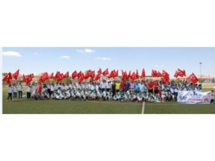 Bogazliyan Yaz Spor Okulunda 258 Ogrenciye Kurs Imkani