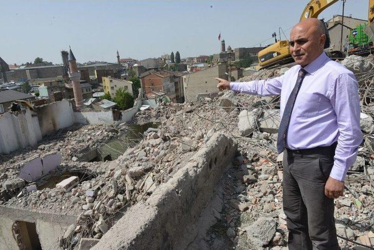 Yakutiye'nin, Erzurum'un Kaderini Değiştiren Projeleri