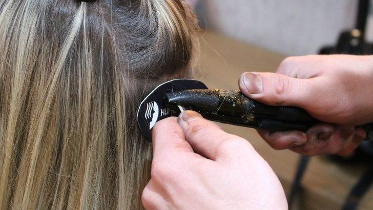 Kadınların Yeni Çılgınlığı 'kaynak Saç'