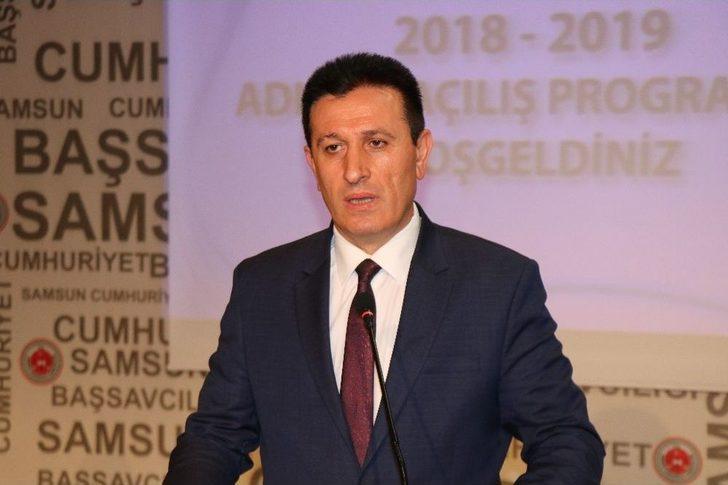 """Ahmet Yavuz: """"uzlaştırma İle Mahkemelerin İş Yükü Azaltıldı"""""""