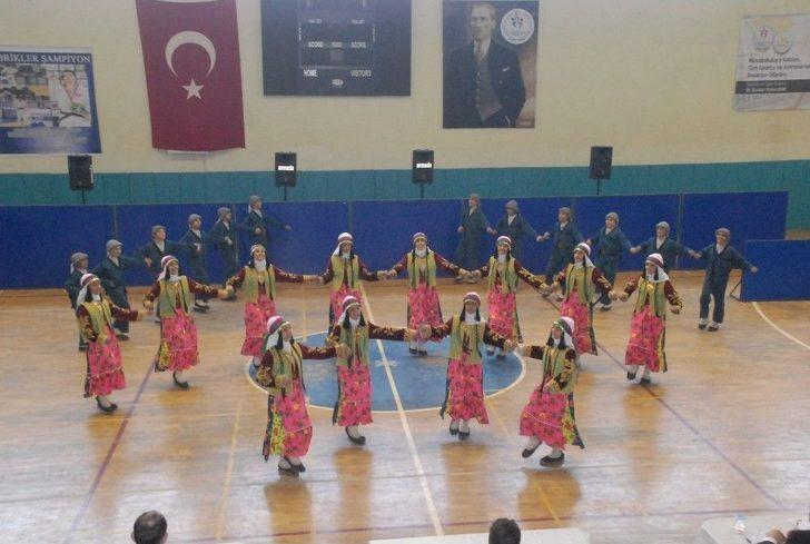 Tuşba Halk Oyunları Ekipleri Türkiye Finallerinde