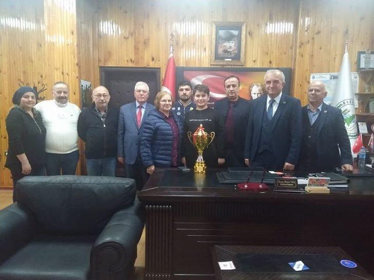 Daday Ekibi, Kızak Yarışlarında Türkiye Şampiyonu Oldu