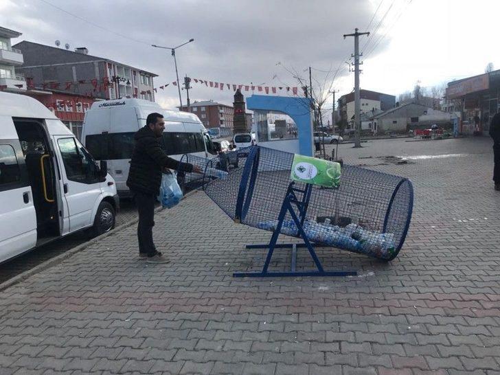 Çaldıran'da 'sıfır Atık Projesi' Hayata Geçirildi