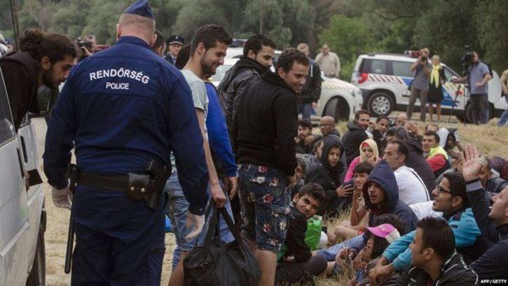 AB sınırlarına ek 10 bin sınır muhafızı gönderilecek