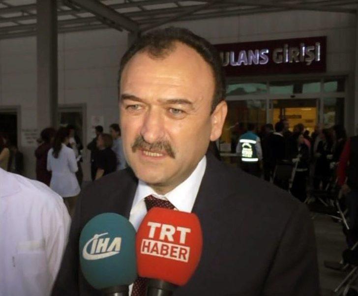 """İl Milli Eğitim Müdürü Çandıroğlu: """"gıda Zehirlenmesiyle İlgili Soruşturma Başlattık"""""""