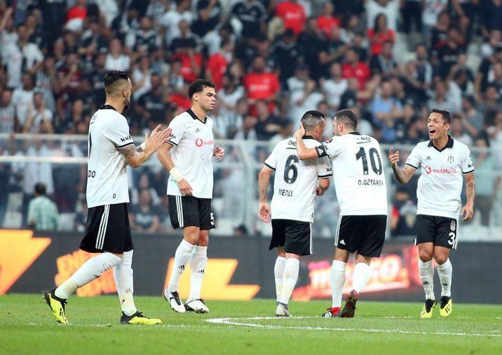 Beşiktaş'ta Negredo'nun perşembe günü Al Nasr'a transfer olacağı iddia edildi!