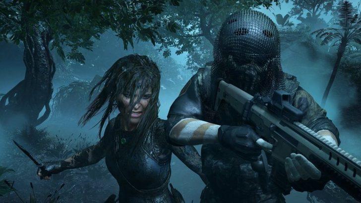 Shadow of the Tomb Raider kafaları karıştırdı!