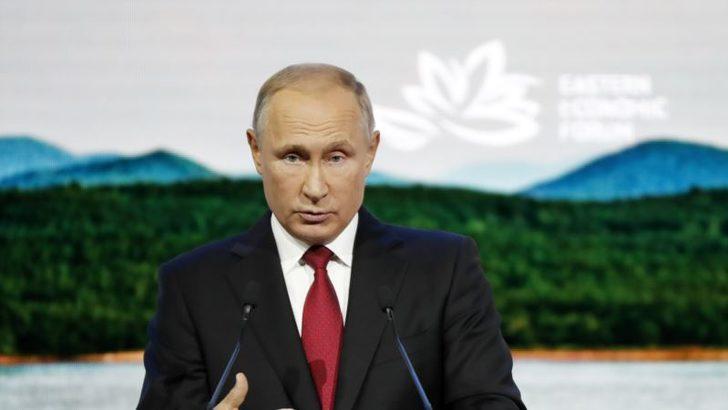 Putin: 'Skripal Şüphelileri Sivil'
