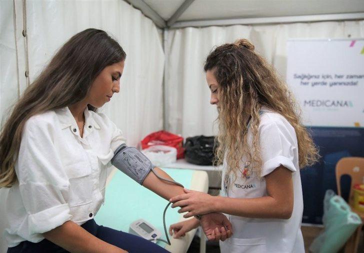 Nilüfer Müzik Festivalinin Sağlık Sponsorluğunu Medicana Üstlendi