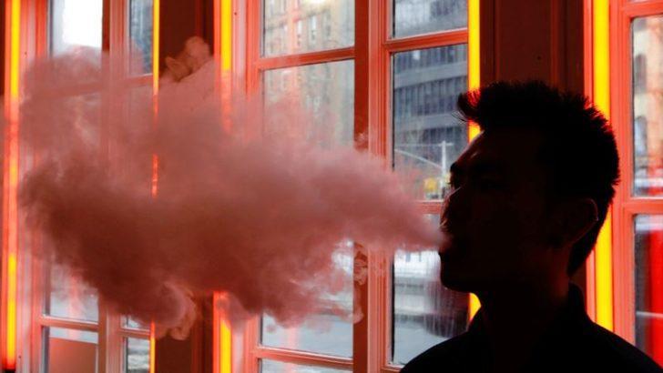 Amerika'da Aromalı E-Sigaralara Yasak mı Geliyor?