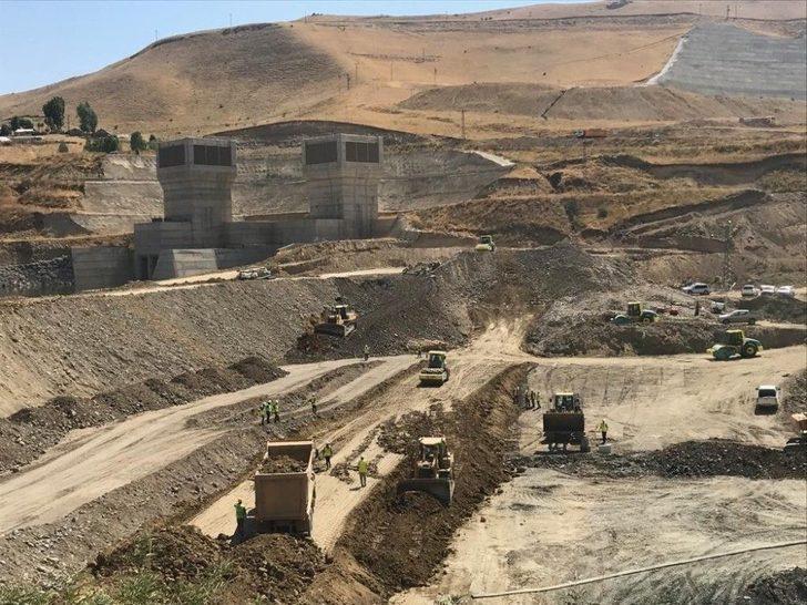 Muş Ovası, Alparslan-2 Barajıyla Canlanacak