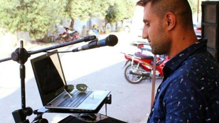 Manisa'nın Salihli ilçesinde trafik kazasında genç müzisyen Barış Girgin hayatını kaybetti