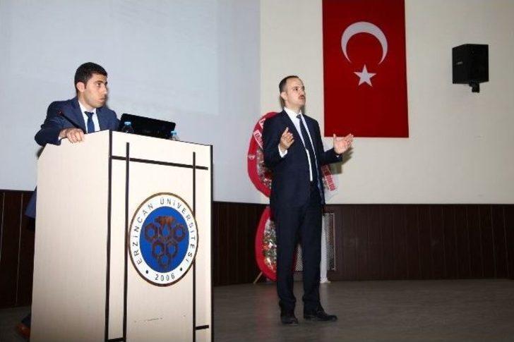 Erzincan Üniversitesi Personeline Verilen Temel İş Güvenliği Eğitimi Tamamlandı