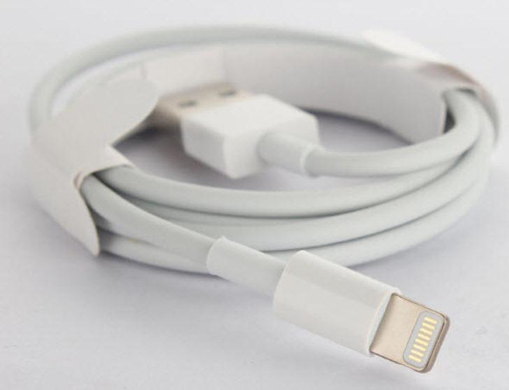 1 metre Lightning – USB kablo