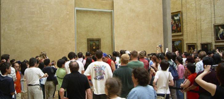 Mona Lisa'nin şifresi gözlerinde saklı
