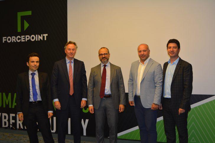 Forcepoint, Türkiye'deki geniş ekosistemi ile yatırımlarına devam ediyor