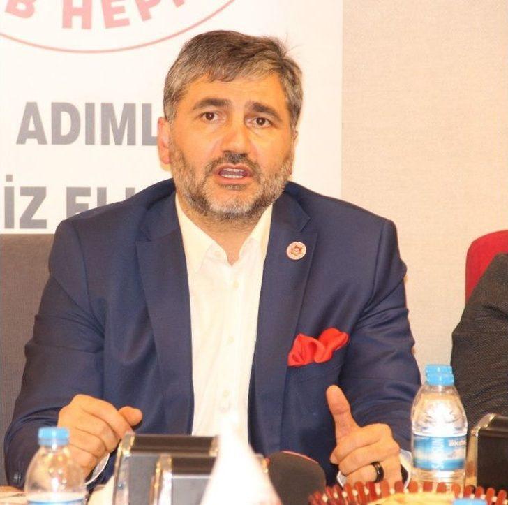 Termal Sağlık Turizmi Kongresi Sivas'ta Yapılacak