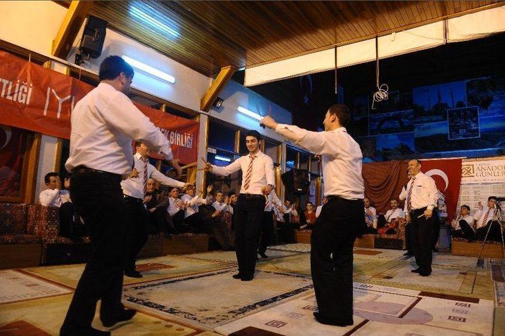 Bursa'da Çankırılı Yarenler Rüzgarı Esti