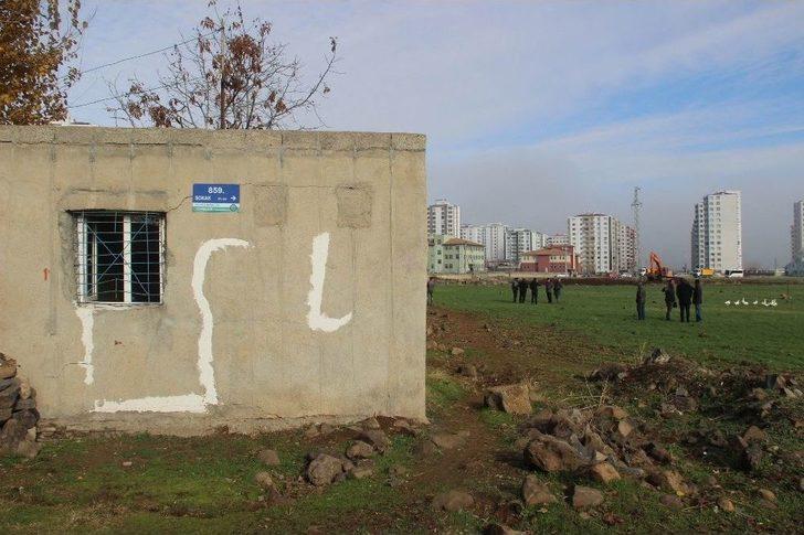 Diyarbakır'da Yıkım Gerginliği