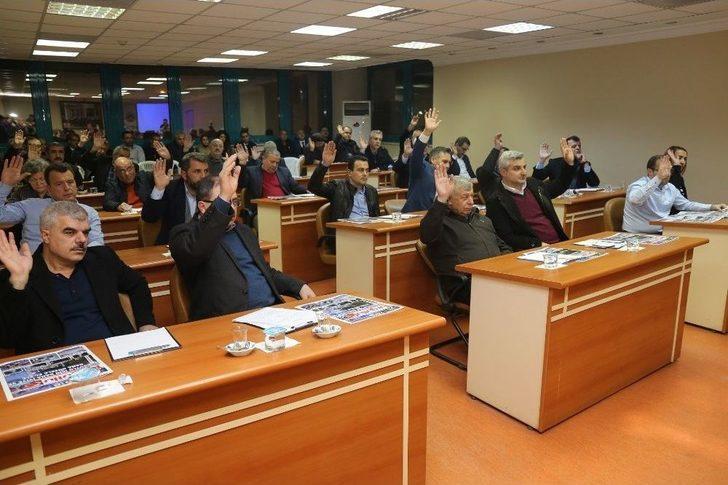 Turgutlu'da 2018'in İlk Meclis Toplantısı Gerçekleştirildi