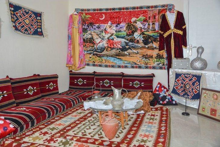 Kadın Kültür Merkezi Kursiyerlerinden Sergi