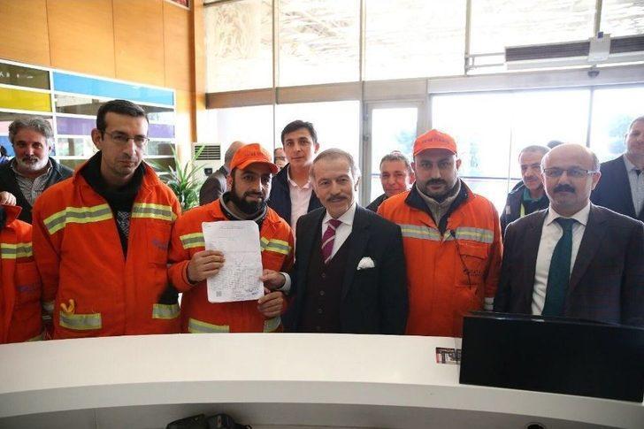 Bayrampaşa Belediyesi Taşeron İşçilerin Kadroya Alınma Sürecini Başlattı