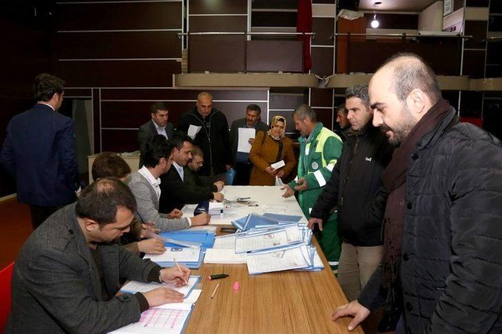 Adıyaman Belediyesinde Taşeron İşçilerin Kadro Başvuruları Başladı