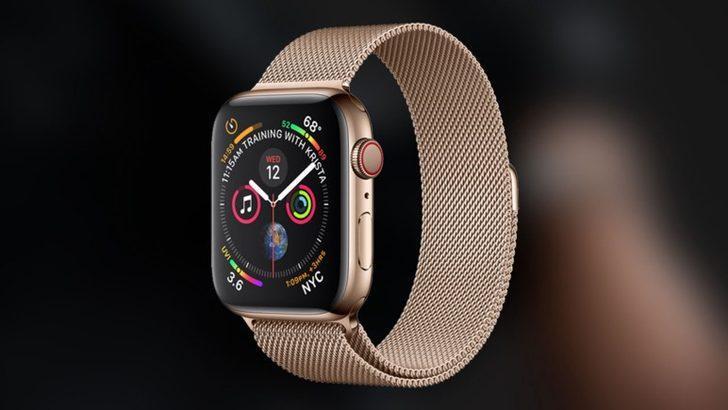 Apple Watch Series 4 Türkiye fiyatı belli oldu!