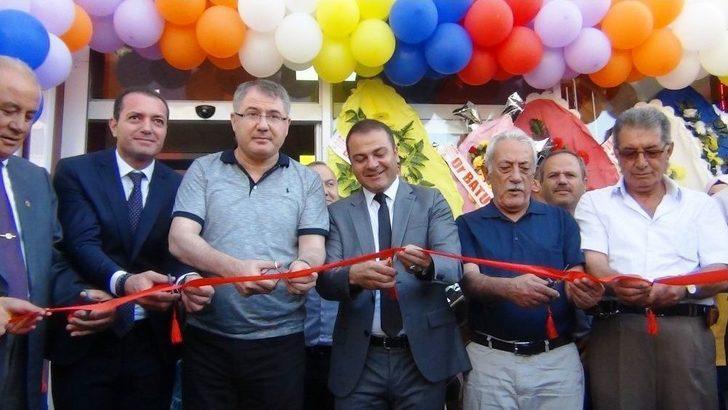 Erciş'te Aile Eğlence Merkezi Törenle Hizmete Açıldı