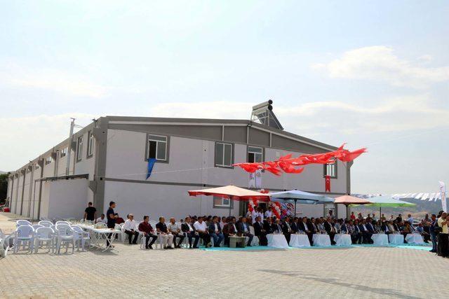 Elazığ'a 2,2 milyon liralık kayısı işleme ve paketleme tesisi