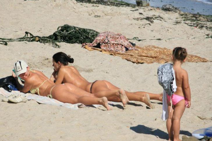 Секс на пляжах одессы — pic 9