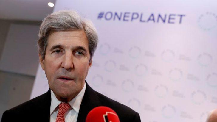 Amerikan Dışişleri'nden Kerry'ye İran Uyarısı