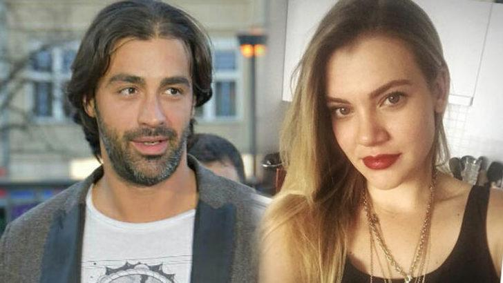 Derya Şensoy, sevgilisi Sarp Levendoğlu'yla ilk fotoğrafını paylaştı